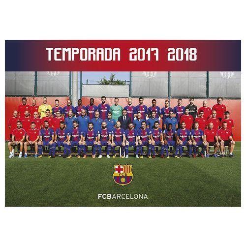 Grupoerik Kartka pocztowa a4 fc barcelona