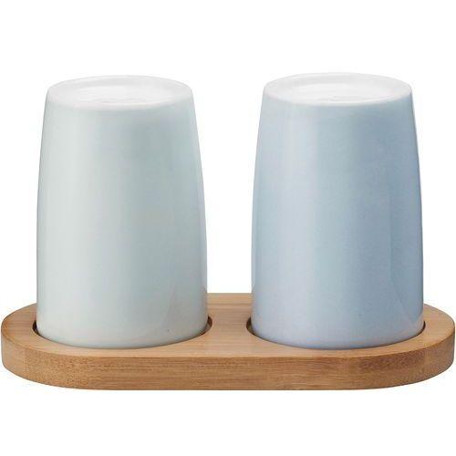 Solniczka i pieprzniczka emma niebieskie marki Stelton