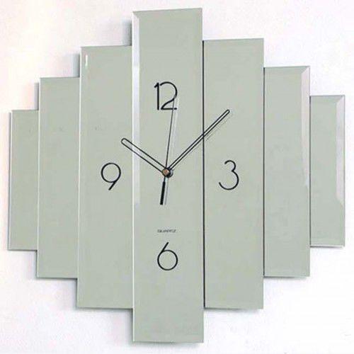Zegar naścienny z luster, 999