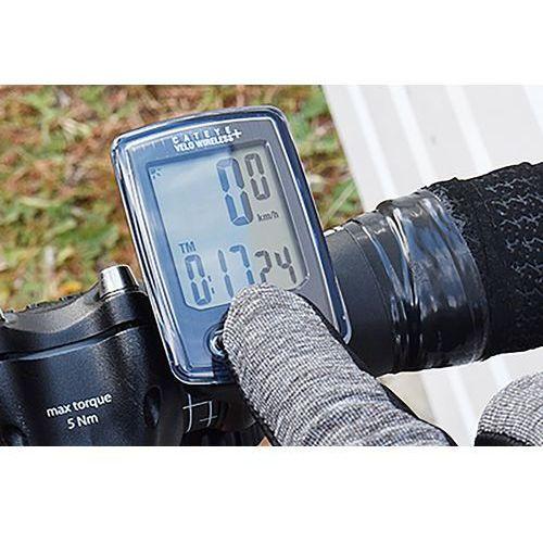 Licznik rowerowy CATEYE Velo Wireless+ CC-VT235W DARMOWY TRANSPORT