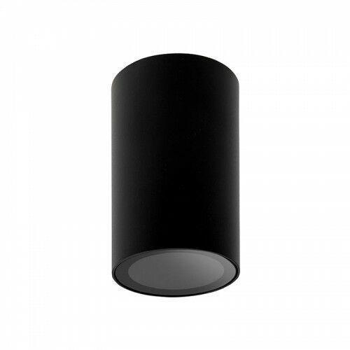 Oxyled Crosti luce ip65 czarna gu10 wys. 10cm. home&decor downlight 459376 (5902701459376)