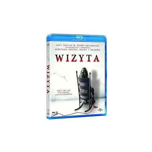 Wizyta (Blu-ray)