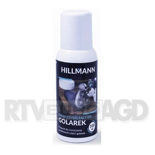 HILLMANN Środek do czyszczenia golarek 100 ml