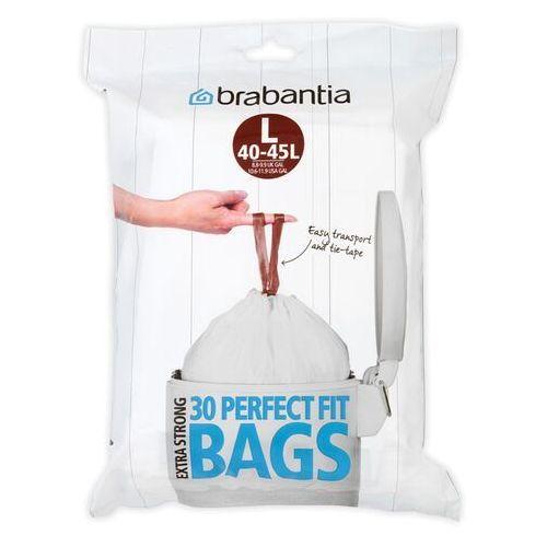 Worki na śmieci Brabantia PerfectFit Bags rozmiar L 40-45l 30szt