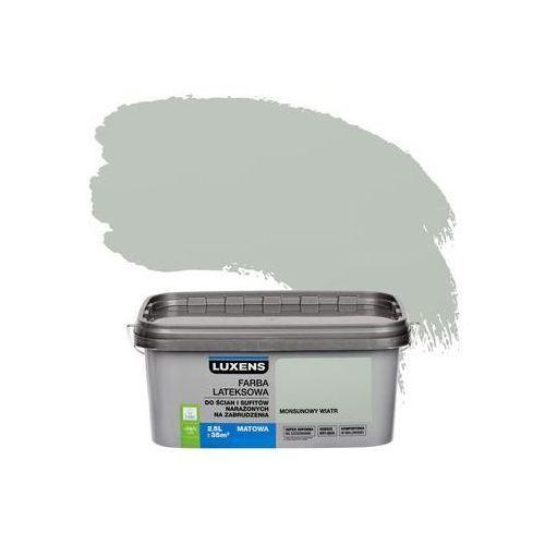 Luxens Farba wewnętrzna narażonych na zabrudzenia 2,5 l monsunowy wiatr