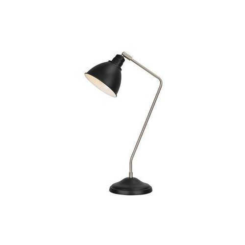 Nocna LAMPA stołowa COAST 107310 Markslojd biurkowa LAMPKA stojąca czarna, 107310