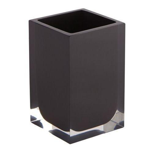 Kubek łazienkowy Capraia czarny