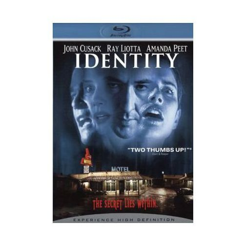 Tożsamość (Blu-Ray) - James Mangold (5050629414561)