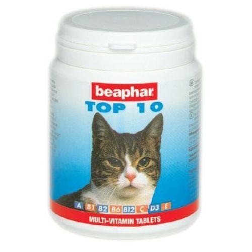top 10 cats preparat z tauryną dla kotów wyprodukowany przez Beaphar
