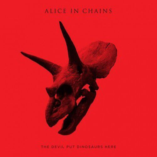 ALICE IN CHAINS - THE DEVIL PUT DINOSAURS HERE (CD) (5099994780024)