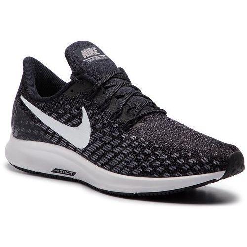 Nike Buty - air zoom pegasus 35 942851 001 black/white/gunsmoke/oil grey