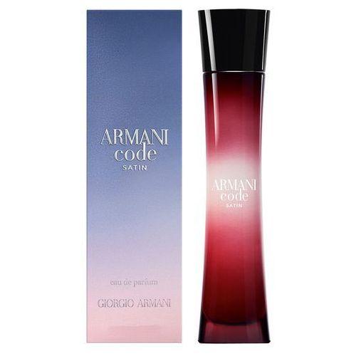 Giorgio Armani Armani Code Satin Woman 50ml EdP