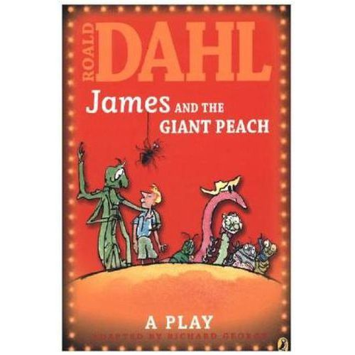 James and the Giant Peach (9780140314649)