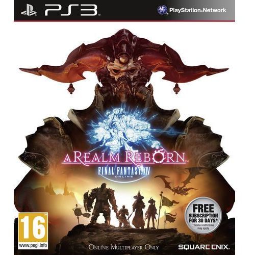 Final Fantasy 14 (PS3)