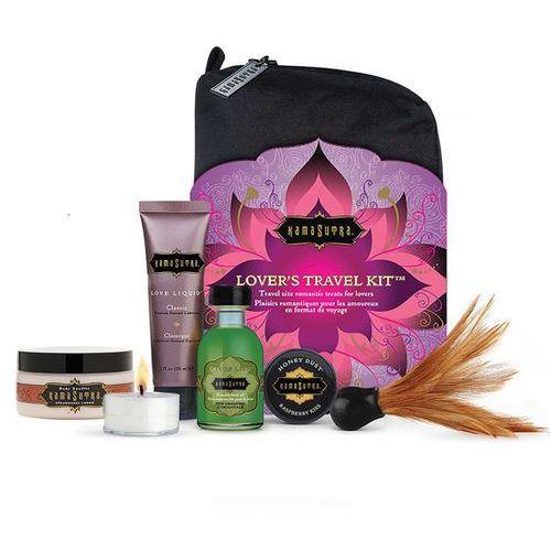 Podróżny zestaw olejków intymnych - kama sutra lovers travel kit marki Kamasutra