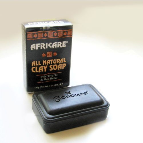 All Natural Clay Soap whit Oilive Oil & Shea Butter