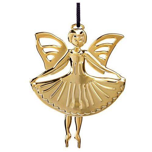 Ozdoba świąteczna Rosendahl Karen Blixen anioł baletnica złoty