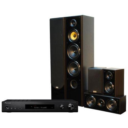 Pioneer Kino domowe vsx-s520-b + taga tav-606 v.3 wenge