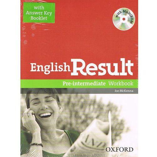 English Result Pre-Intermediate Ćwiczenia z Odpowiedziami + MultiROM