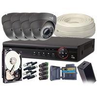 Easycam Zestaw monitoringu z947 4x kamera 720p rejestrator hdd 1tb