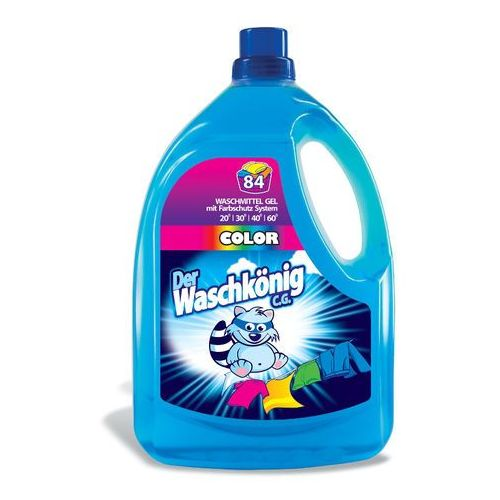 Waschkonig Żel do prania COLOR, koncentrat 1,5 L