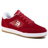 Sneakersy ETNIES - Veer 4101000516 Red/White/Gum 619