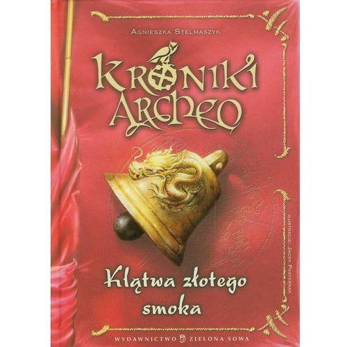Kroniki Archeo. Klątwa złotego smoka. (280 str.)