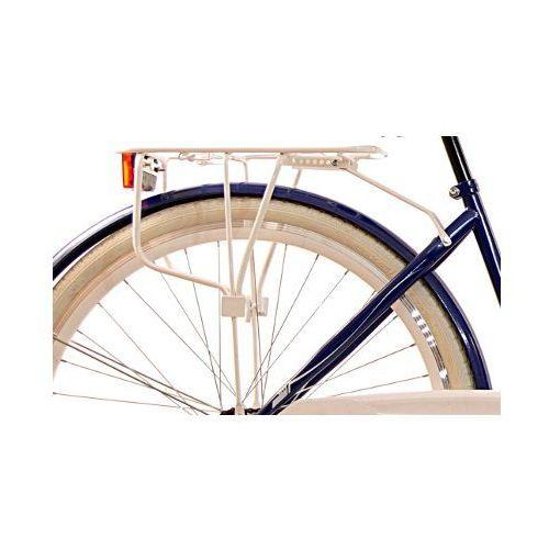 KOZBIKE (K17) Rower miejski damski Kozbike 28 granatowo-biały