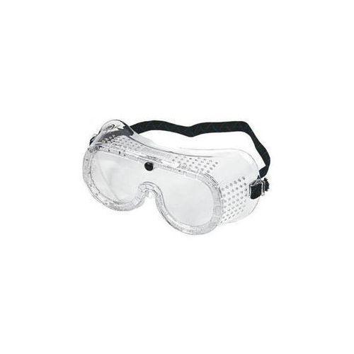 Gogle ochronne, białe 82s109 marki Topex