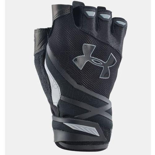 Rękawice treningowe Under Armour Resistor Half-Finger Training Gloves M 1253690-001 - sprawdź w wybranym sklepie