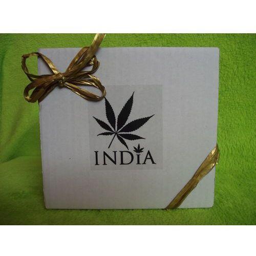 India Cosmetics- Zestaw prezentowy z kosmetykami konopnymi