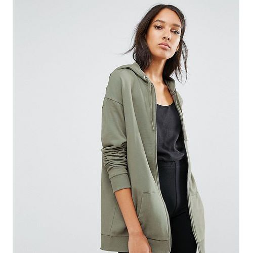 ASOS TALL Ultimate Oversized Hoodie - Green
