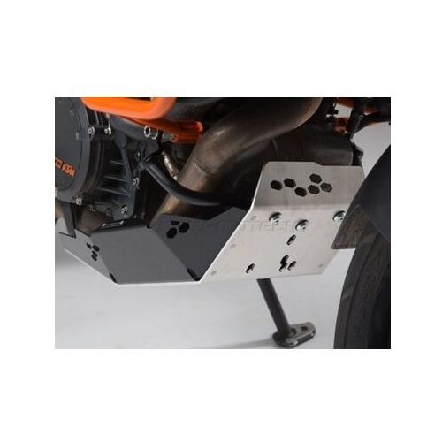 Sw-motech osłona silnika ktm 1190 adventure bl/sil