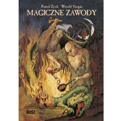 Magiczne zawody. Kowal, czarodziej, alchemik, 90485500198KS (8997389)