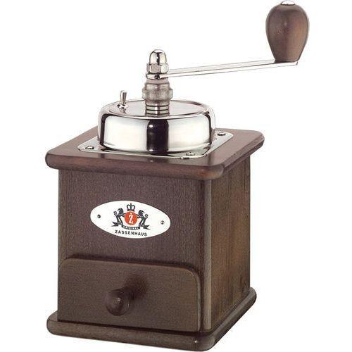 Zassenhaus Młynek do kawy brasilia ciemny buk (zs-040012) (4006528040012)