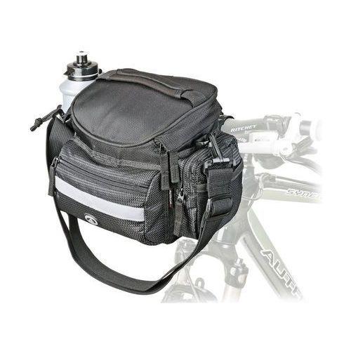 15-002530 torba na kierownicę a-h740n, czarna, 25.4-31.8 mm marki Author