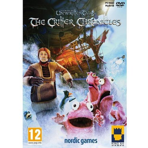 OKAZJA - The Book of Unwritten Tales The Critter Chronicles (PC)