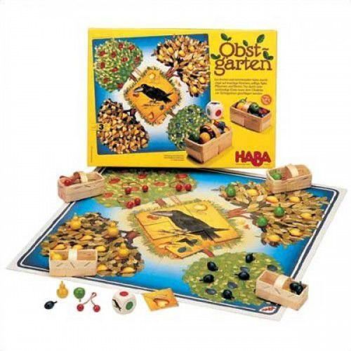 Gra - w ogrodzie (wersja rodzinna) marki Haba