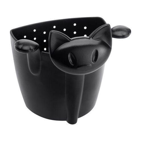 Koziol Zaparzaczka do herbaty kotek czarna mimmi (4002942274569)