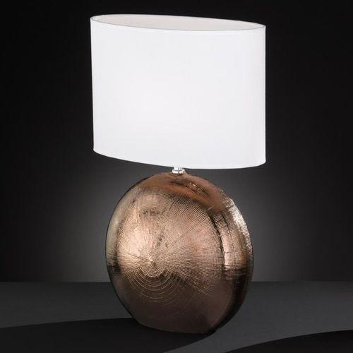 Honsel Foro lampa stołowa Miedź, 1-punktowy (4001133512817)