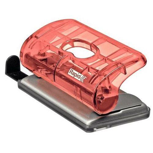 Dziurkacz mini colourice fc5 - brzoskwiniowy marki Rapid