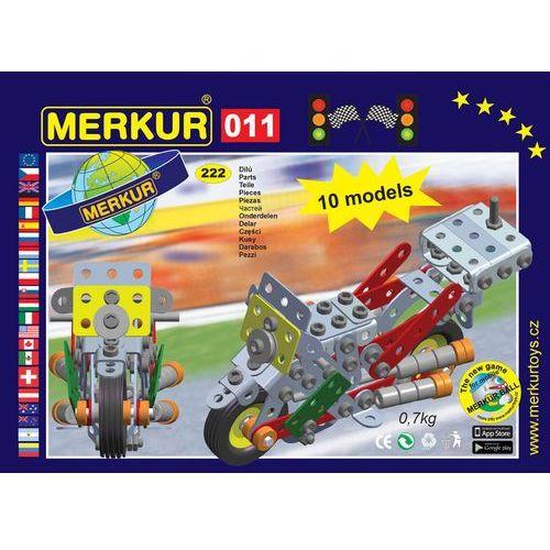 Merkur M 011 Motocykl - 230 elementów - BEZPŁATNY ODBIÓR: WROCŁAW!