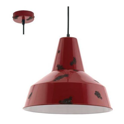 Eglo 49748 - lampa wisząca somerton 1xe27/60w (9002759497484)