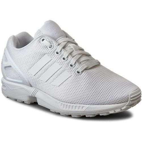 Buty - zx flux s32277 ftwwht/ftwwht/clgrey, Adidas, 36-46