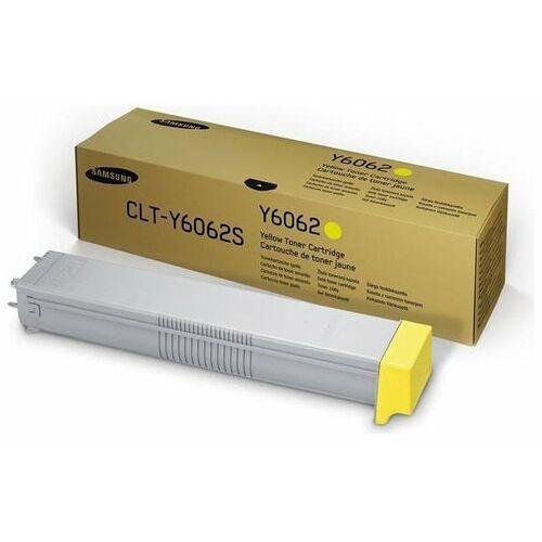 Wyprzedaż Oryginał Toner Samsung CLT-Y6062S | 20 000 str. | yellow