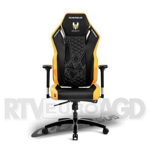 Quersus v500/vitality (czarno-żółty) (5903018038025)
