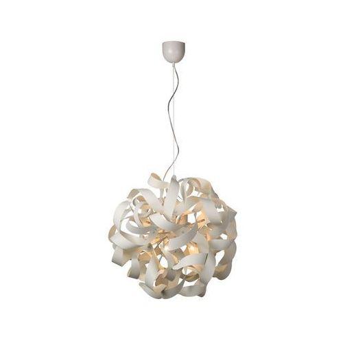 13408/11/31 - lampa wisząca atomita 12xg9/33w/230v biała marki Lucide