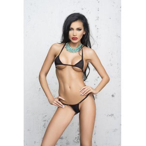 Me Seduce Ipanema Black Mini bikini z kategorii Komplety erotyczne