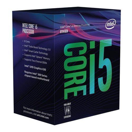 Intel Procesor ® core™ i5-8600 (9m cache, 3.10 ghz)
