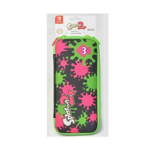 Hori Etui nsw-051u splatoon 2 tough pouch do nintendo switch